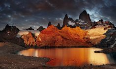 Laguna de Los Tres by Dmitry Pichugin on 500px