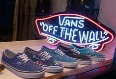 Vans shoes @ www.revertladies.nl