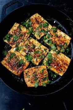 ... Tofu Deliciousness on Pinterest | Tofu, Baked Tofu and Tofu Recipes