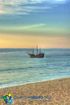 The Marigalante offers pirate shows each night, more on tours in Puerto Vallarta.