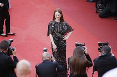 Julianne Moore - Opening Festival de Cannes 2016