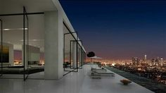 penthouse Residences W Hollywood Los Angeles