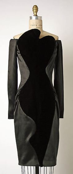 Givenchy Cocktail dress, 1980-97