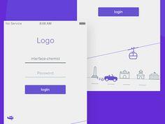 50 Modern Sign-Up & Login Form UI Designs