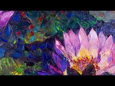 Art Print: Oil Painting of Beautiful Lotus Flower by : Watercolor Background, Watercolor Flowers, Lotus Flower Art, Pink And White Background, Photoshop, Flower Doodles, Painting Patterns, Vintage Flowers, Find Art
