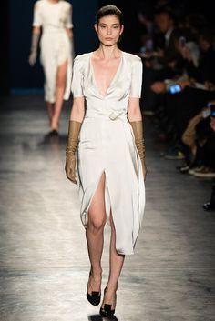 Altuzarra Fall 2014 Ready-to-Wear Fashion Show - Larissa Hofmann