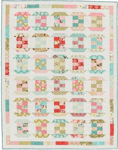 Great New Books: Giveaway! This quilt is Apple of My Eye and it appears in Quilts from Sweet Jane. http://www.quiltmaker.com/blogs/quiltypleasures/2013/04/great-new-books-giveaway/