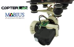 Copterlab Mobius Brushless Gimbal
