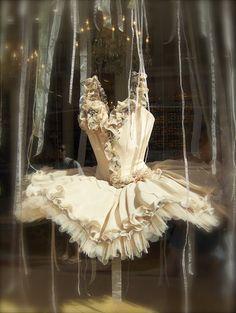 Whimsical Vintage Ballet Costume