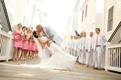Wild Dunes Resort Wedding// Abby & Dixon: Pink Glam