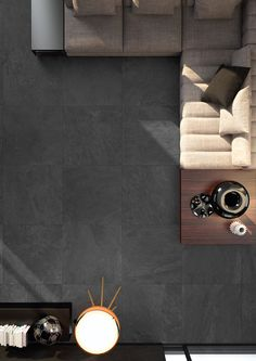 Our Slate porcelain tile range is home to a number of stylish, high-quality flooring options for indoor and outdoor living spaces. Flooring Options, Porcelain Tile, Slate, Outdoor Living, Living Spaces, Waterfall, Wall Lights, Indoor, Interior Design