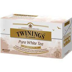 Twinings Pure White Tea 25 filtri a soli 4,50€