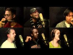 Duwende - Michael Jackson - Rock With You (A Cappella)