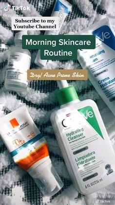 Moisturizer For Oily Skin, Oily Skin Care, Healthy Skin Care, Face Skin Care, Dry Skin Skincare, Facial Cleanser, Serum For Dry Skin, Oily Skin Makeup, Cream For Oily Skin