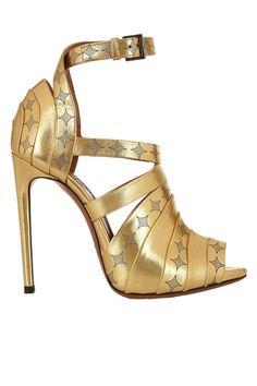 Alaia sandals, $1,760, net-a-porter.com.