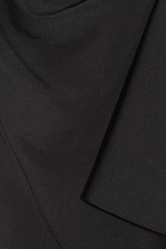The Row - Biggins Matte-satin Camisole - Black - x small