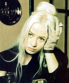 Wendy James from Transvision Vamp.
