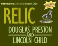 Relic by Douglas Preston and Lincoln Child. We meet Pendergast in this first of a series and how he helps solve the murders at the New York Museum.  Donna