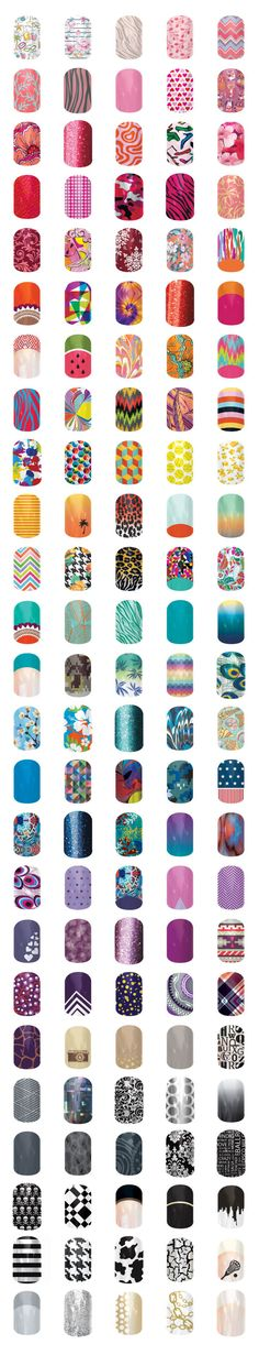Here are the Jamberry wrap styles being retired August 31st painstakingly arranged in stunning rainbow order! #carriesberries http://us8.campaign-archive1.com/?u=eccec60b630d83363db171841&id=f4b24e9f44