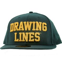 The Hundreds Blitz New Era Fitted Cap (dark green) T12F206039FOR -  37.99.  PickYourShoes · Headwear · Wutang! 0fdc690457c7