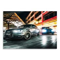 You'll love the Audi Black Photographic Print at Wayfair - Great Deals on all Décor & Pillows products with Free Shipping on most stuff, even the big stuff.