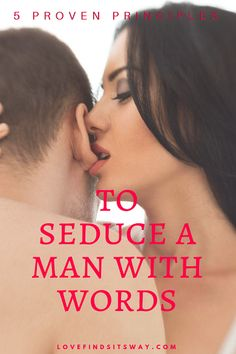 Power of WORDS to seduce a man and tap into his realm. Words work and tantalizing words can add to the seduction level in man And even though men are more VISUAL than verbal, the words you speak to him can literally create emotional physical sensations in Why Men Pull Away, Turn Him On, Sexless Marriage, Romance Tips, Text For Him, Make Him Want You, Flirty Texts, Qoutes About Love, Words To Use