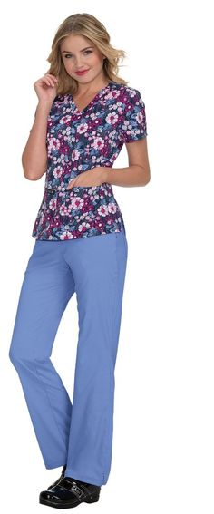 Athletic-inspired breathable mesh Sporty v-neck styling Designed to keep you cool and dry Two front pockets Side slits Length size Small: polyester Spandex SKU: Koi Scrubs, Keep Your Cool, Caregiver, Daisy, Sporty, V Neck, Fashion Design, Tops, Dresses