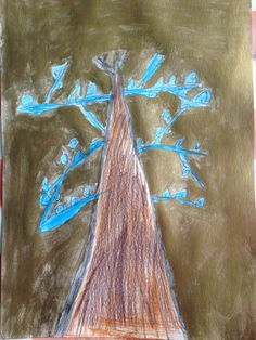 relecture de l'arbre de vie de G.Klimt