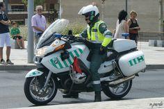 Motorista Agrupación  Tráfico - Guardia Civil