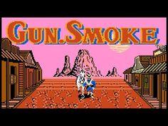 Gun.Smoke (NES) by Capcom for the Nintendo Entertainment System #NES - Playthrough by Tonttu
