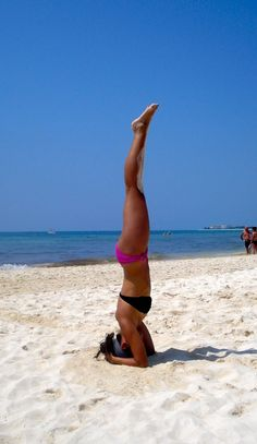 another yoga goal.