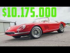Top 10 Cars That Sold For A Ridiculous Amount Of Money At Auction - #YouTube #cars #Mercedes #Ferrari #Bugatti #Chevrolet #