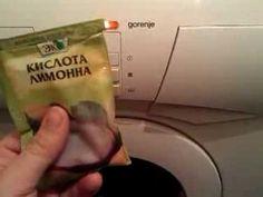 Как очистить стиральную машину лимонной кислотой :: как чистить машинку лимонной кислотой :: Сантехника :: KakProsto.ru: как просто сделать всё