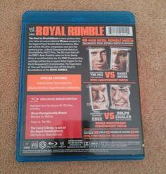 Wwe Royal Rumble Dvd