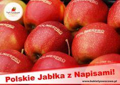 Amazing laser engraving on apples!  Wspaniałe jabłka z napisami!  Precyzyjnie wykonane napisy na jabłkach to wspaniały pomysł na reklamę i promocję Twojej firmy.  www.angelsfruitbouquets.pl  #laserengraving #jabłkaznapisami   #ads   #branding   #usługa   #reklama   #advertising   #youngcreatives   #laserengrvaing   #owoceznapisami   #owocezlogo #idea