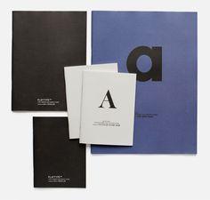 Sketchbooks & Notebooks Playtype