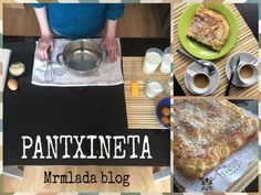 Cómo hacer pantxineta o panchineta - YouTube Pie Recipes, Sweet Recipes, Quiches, Baseball Cookies, Carrot Cake Cookies, Pan Dulce, Spanish Food, Afternoon Tea, Cupcake Cakes