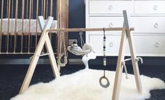10 Ways to create a stylish and functional nursery