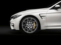 Das neue Competition Paket für den BMW M3 und BMW M4 (01/2016)