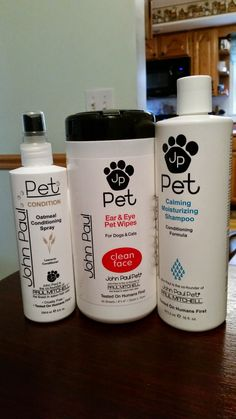 Mama Smith's Review Blog: John Paul Pet Products
