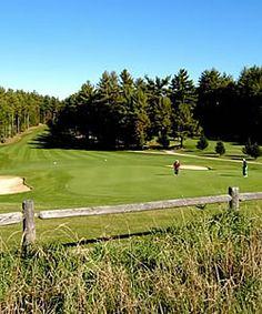 Indian Mound Golf Club - Ossipee, NH