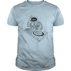 """astronaut DJ  Show your """"space"""" on your body with amazing space T-shirts from our collection .   Great gift ideas for teen boys, kids and men .  Cool space men Tee designs for everyday casual wear.   #space #spaceship #astronaut #galaxy #spacegraphictee   #graphictee #men #kid #spacecat #cat #nasa #cool #humor #funny #Boys   #plussize #sunfrog #giftideas #Alien #planet #solar #gift #Lisaliza #Sunfrog"""