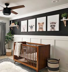 Baby Boy Nursery Room İdeas 115193702956927251 - Baby Grizzly Bear Printable Art – The Crown Prints Source by AlexandraBethDC Childrens Room Decor, Baby Nursery Decor, Baby Bedroom, Baby Boy Rooms, Baby Boy Nurseries, Baby Decor, Nursery Room, Baby Nursery Ideas For Boy, Neutral Nurseries