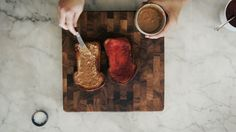 The world's most mundane sandwich gets a little boost from Sqirl chef Jessica Koslow.