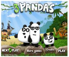 play games #3_pandas #Return_Man_3: https://sites.google.com/site/returnman3online/3-pandas