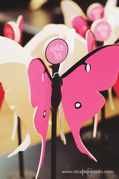 Butterflies make an apt theme for a debut. After all, you're marking your transformation into a young lady. Debut Themes, Debut Ideas, Stage Design, Young Women, Centerpieces, Birthdays, Butterfly, Cake, How To Make