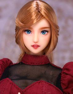 1/6 custom head Obitsu 01 by  STJ