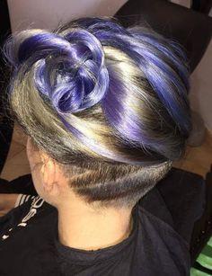 Blue- grey