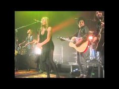 Grace on drums....Mystery Train (full band Acoustic) - Grace Potter & The Nocturnals Chicago 1/19/13