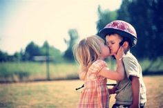 cute. young #love